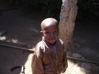Small Child Tanzania 1