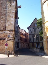 Bergerac Old Street