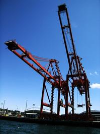 Harbor Crane 3
