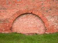 Kremlin Brick Wall 3