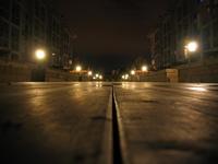 Richmond, BC @ night