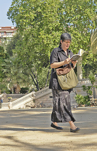 Paseo con lectura