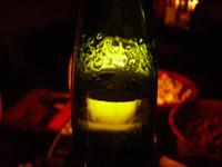 living on the bottle