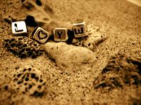 LoYe on Sand