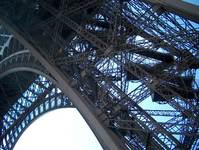 Eiffel Tower, Detail