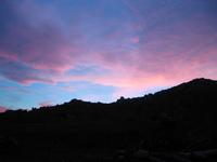 sunset silouet 4