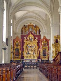 The St Gallen Abbey Precint, S