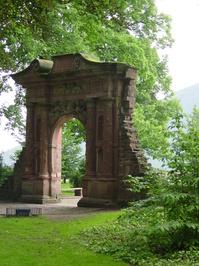 ruin gate