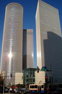 Azrieli's Towers 1