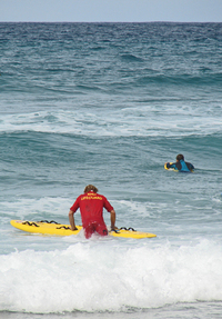 Newquay Lifeguard