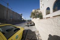 Israeli Wall Across From the Bethlehem Inn