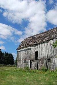 Beautiful Old Gray Barn