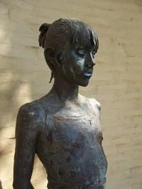 Bronze Girl 6