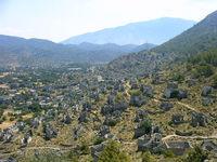 Ghost Town - Kaya Village, Turkey
