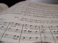 bach chorales 1