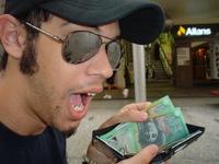 Im in the money