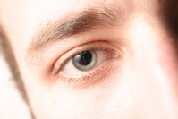 Bart's eye