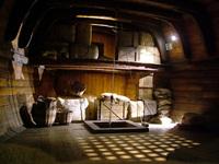 Inside a Galeon