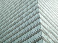 Chicago skyscraper, glasswall