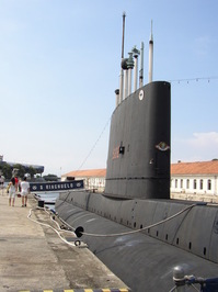 submarine s riachuelo