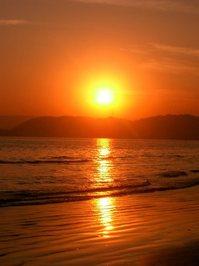 Sunset in Brazil 1