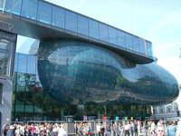 Kunsthaus Graz Opening 2