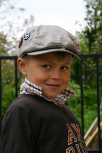 My son Axel 15