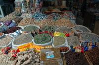 Food from the Arabian soek 33