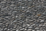 Rolling stone's pavement