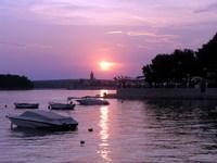 Rab sunset