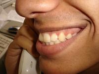 Smile on the phone - Sorria ao