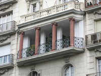 Singular balcony