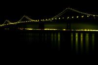 Bay Bridge, SF, CA, USA