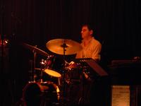 Drummer at Jazz Club