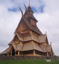 Various Norse Buildings 2