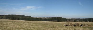 Landscape near Marienbad