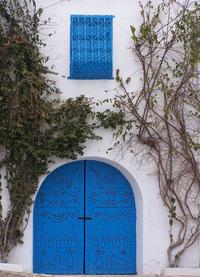 Tunisia: Sidi bu Said Houses 2