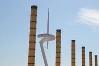 Barcelona - Telecommunication Tower 3