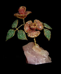 crystal rose 2