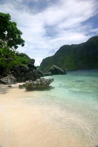 White Beach Island