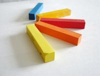 chalk, pastels
