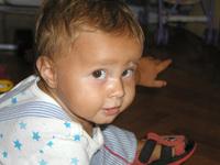 portret of child 2