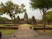 Khmer wat (temple) 3