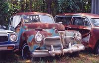 Cars & Trucks in Junkyards 12