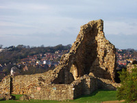 Hastings Castle 2