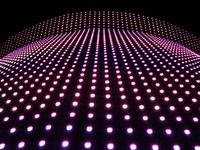 Shimmering lights 1