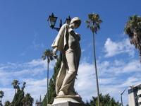 Heln Boyd Statue