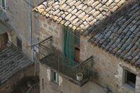balcony in italy