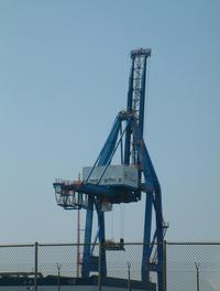 Cargo Shipping Cranes 1