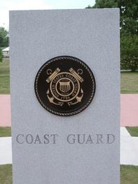 Military Monument - Coast Guar